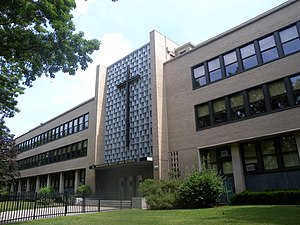 Archbishop Molloy High School - Image: Molloy High School jeh