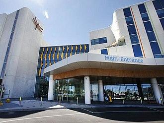 Monash Children's Hospital - Image: Monash Children's Hospital Melbourne, Australia