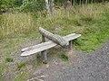 Moncreiffe wooden sculptures - Dragonfly bench.jpg