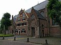 Monnickendam - Grote kerk (zijkant).jpg