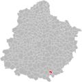 Montabon localisation.png