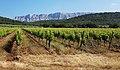 Montagne Sainte Victoire vue du plateau du Cengle.jpg