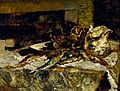 Monticelli - Still Life with Sardines and Sea-Urchins.JPG