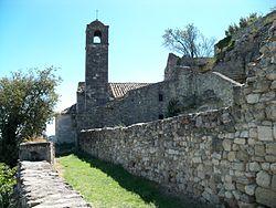 Montségur - Chapelle St Félix 5.JPG