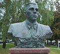 Monument to Cursed Soldiers in Rzeszów 4 Józef Batory b.jpg