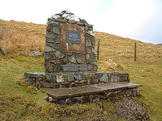 Owain Glyndŵr - Monument to Owain Glyndŵr's victory at Hyddgen