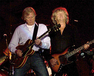 The Moody Blues - Hayward and Lodge live in 2007