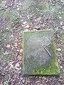 Moravian Cemetery God's Acre near Ballymena Jane Benade 1745.jpg