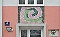 Mosaic by Oskar Schmal, Markhofgasse 6, Stiege 1.jpg