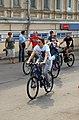 Moscow, Kadashi cyclists May 2010 03.JPG