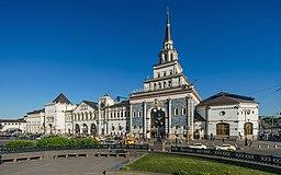Estación de Kazansky