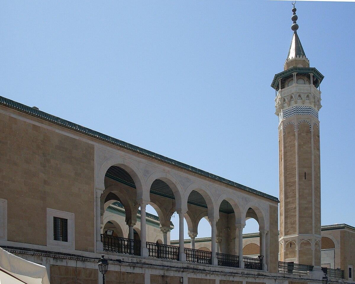 Mosques Wikipedia: Saheb Ettabaâ Mosque