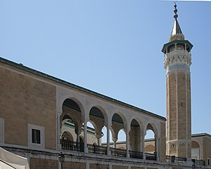 Saheb Ettabaâ Mosque - Saheb Ettabaâ Mosque