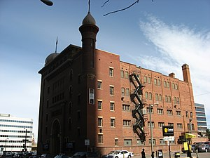 National Register of Historic Places listings in Denver - Mosque of the El Jebel Shrine, Downtown