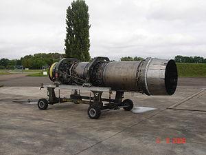 Snecma M53 - Image: Moteur M53 P2
