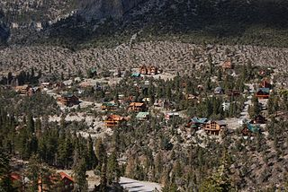 Mount Charleston, Nevada Unincorporated town in Nevada, United States