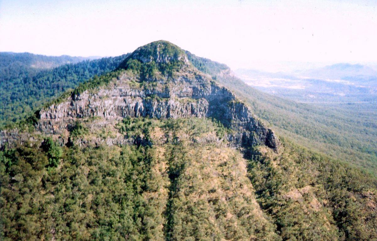 Barney Mount Mitchell Queensland Wikipedia
