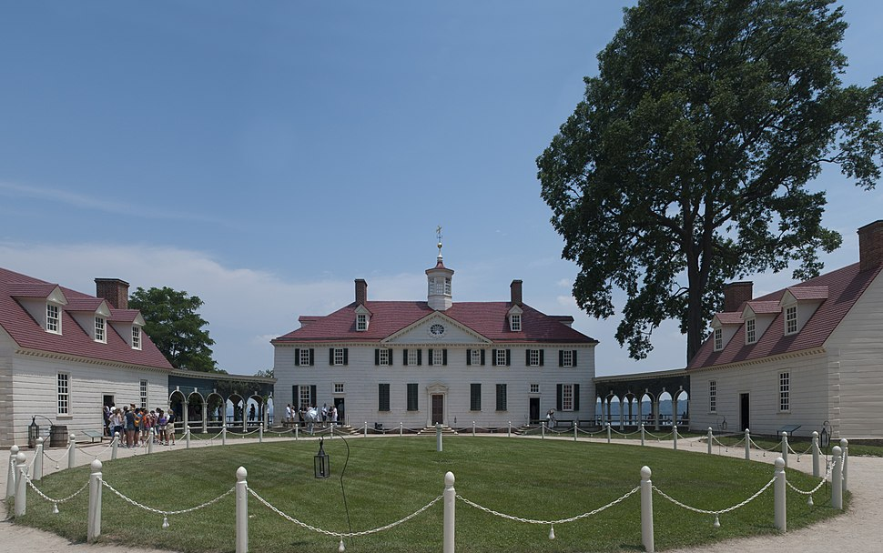 Mount Vernon, Virginia crop
