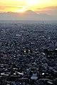 Mt.Fuji and Sunset from Shinjuku 237m high - panoramio.jpg