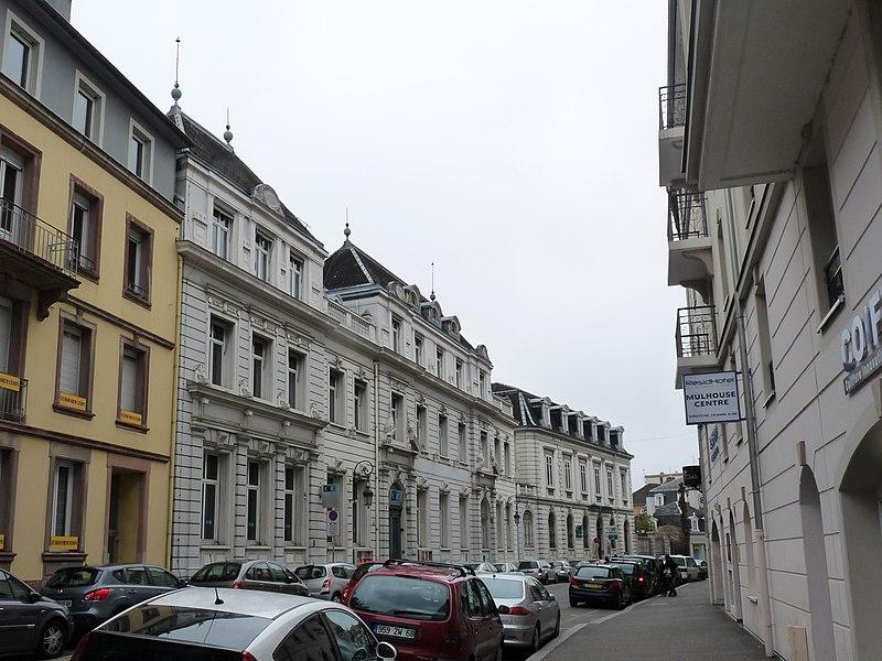 File mulhouse 40 38 36 rue de la wikimedia for Spielzimmer 5 sinne