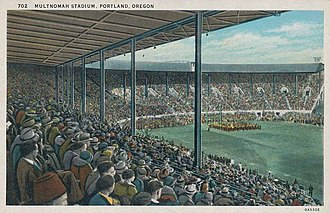Providence Park - Before the city purchased the stadium, it was owned by the Multnomah Athletic Club