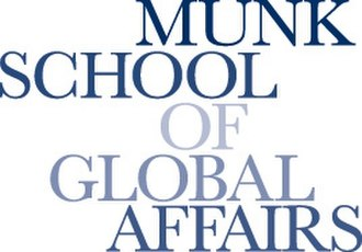 Munk School of Global Affairs - Image: Munk School of Global Affairs Logo