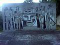 Mural entrada Facultad de Ciencias Politicas y Sociales.jpg