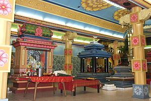 Hinduism in the Netherlands - Murugan Temple, Roermond