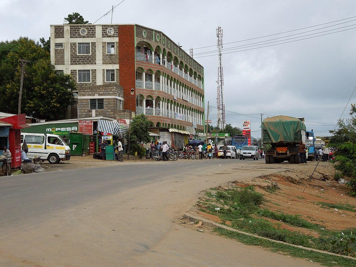 Mwingi - Wikipedia