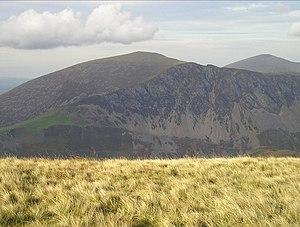Mynydd Mawr - Mynydd Mawr from Trum y Ddysgl