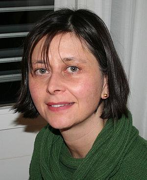 Myriam Thyes - portrait of Myriam Thyes, 2007