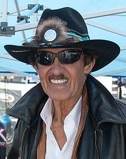 Richard Petty American racing driver