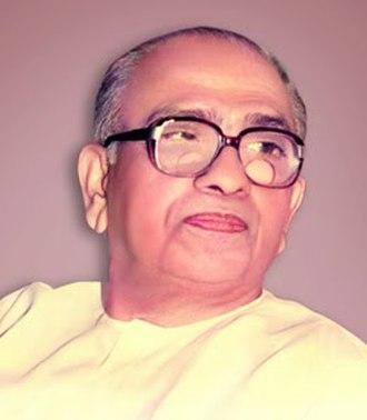 N. Krishna Pillai - Prof. N. Krishna Pillai