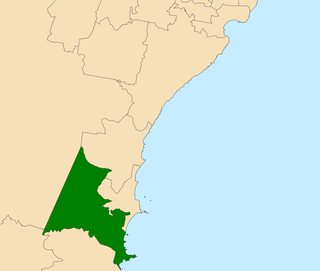 Electoral district of Shellharbour state electoral district of New South Wales, Australia