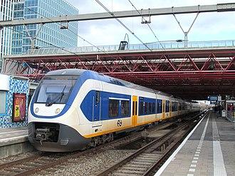 Almere Centrum railway station - Image: NS 2433 Almere Centrum