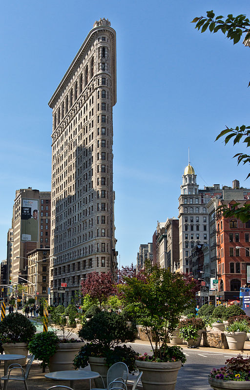 NYC - Flatiron Building