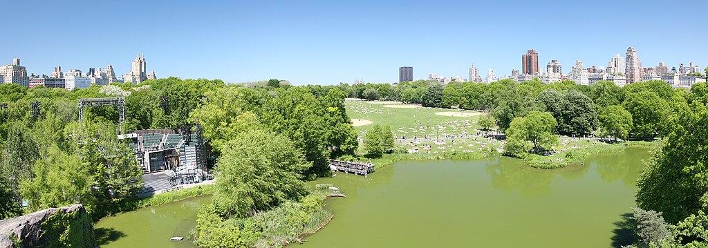 NYC Turtlepond
