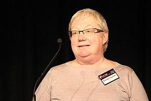 Brenda Chawner - Image: NZOSA Judge Dr Brenda Chawner Victoria University of Wellington