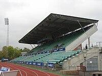 Nadderud stadion-main stand.jpg