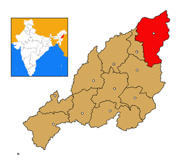 Nagaland Mon district map.png