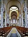 Nancy Basilique Sacré-Coeur Innen Langhaus Ost 1.jpg