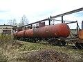 Narrow Gauge Railroad Vasilevsky peat enterprise 2005 (31787412250).jpg