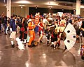 Naruto cosplayers at Anime Expo 2003-07c.jpg