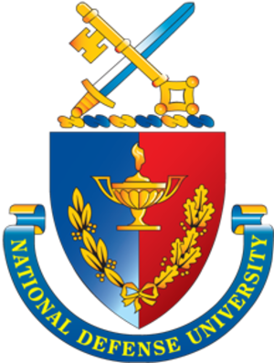National Defense University - Image: National Defense University