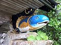National Maritime Museum, FHD0038 - Figurehead of a dolphin.jpg