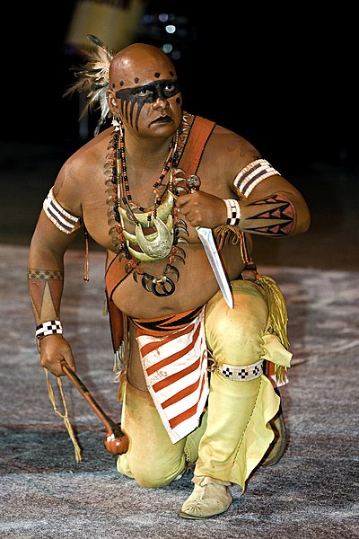 File:National Powwow dancer 2007.jpg