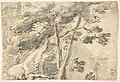 Naval Battle (Recto); Forest with Angel (Verso) MET DP802160.jpg