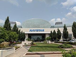 Navistar International U.S. industrial company
