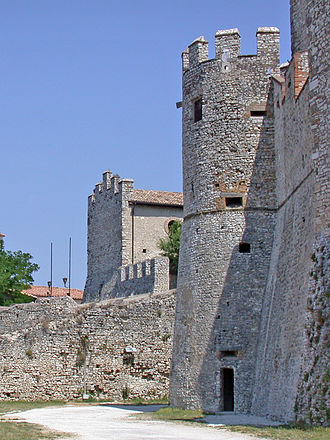 Orsini family - The Orsini Castle in Nerola.