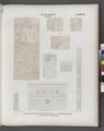 Neues Reich. Dynastie XVIII. a - d Felseninschriften der Insel Konosso (a) und der Insel Bigeh; e - h Tempel von Sedeinga (NYPL b14291191-38252).tiff